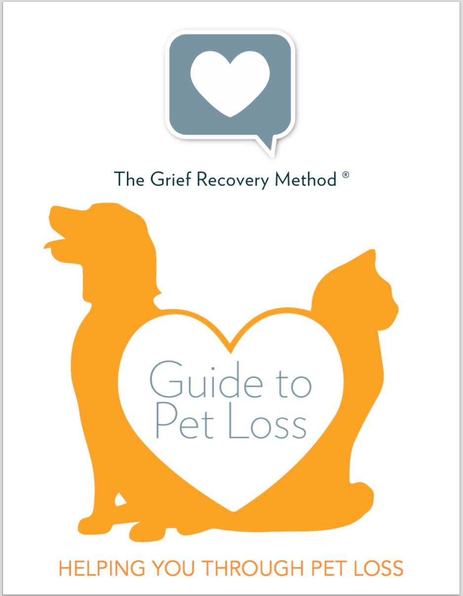 Guide To Pet Loss eBook