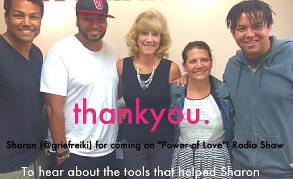 power of love radio show